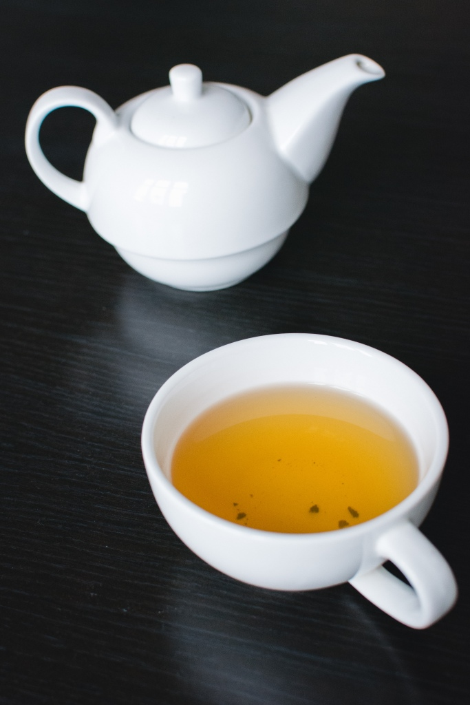 Easy homemade Chamomile Tea